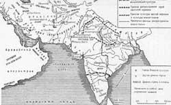 Индия и Иран в древности(до конца III в. до н.э.).